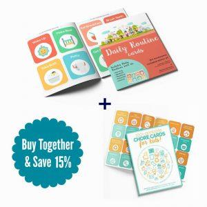routine cards bundle 15
